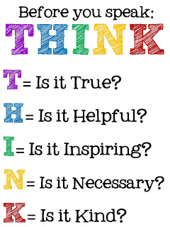 T.H.I.N.K. Before You Communicate - Management - Info ...